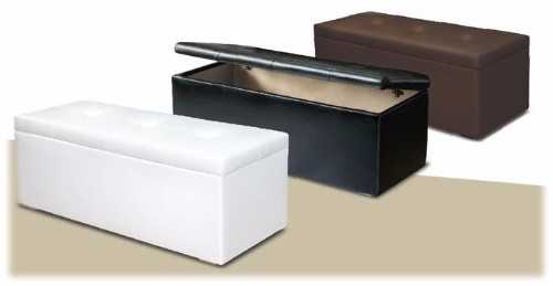 STOOL STORAGE CHEST