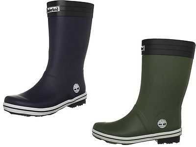 Infants Youths Timberland Waterproof Rain Girls Boys Wellingtons Boots