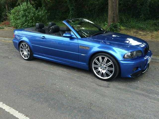 BMW M3 3.2 i 2dr High Spec / Best Colour