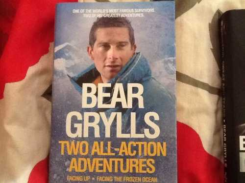 Bear Grylls Two all action adventures