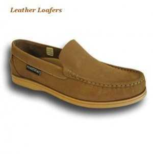 Yachtsman Leather Deck Shoes # Deck Shoes