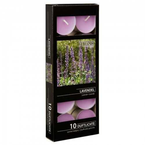Scented Tea Lights pack Lavender by Gala Candles