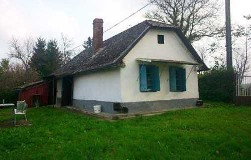 Cheap Hungarian House beautiful views Near the town of Nagykanizsa