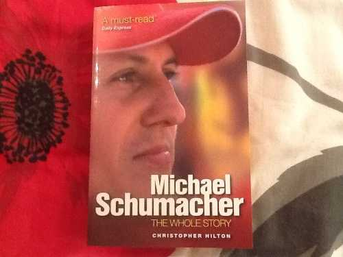 Michael Schumacher autobiography mint.