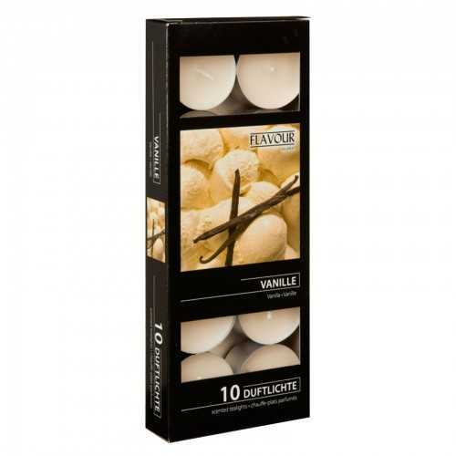 Scented Tea Lights pack Vanilla by Gala Candles